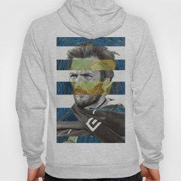 Van Gogh's Self Portrait & Clint Eastwood Hoody