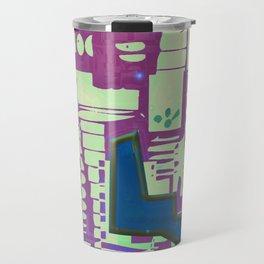 Spatial Bot Dog Travel Mug