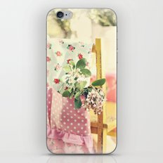 The apron iPhone & iPod Skin