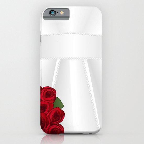 Bride&Groom/Bride's Dress iPhone & iPod Case