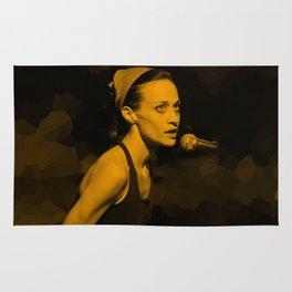 Fiona Apple - Celebrity Rug