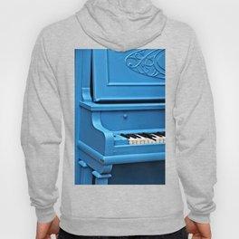 Piano Blues Hoody