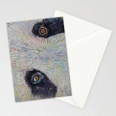 Panda Portrait Stationery Cards