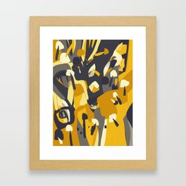 Roadtrip Framed Art Print