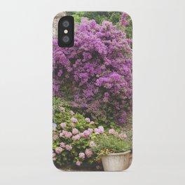 El muro iPhone Case