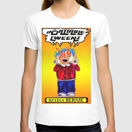 Insatiable Tweenz: Retina Bernie T-shirt
