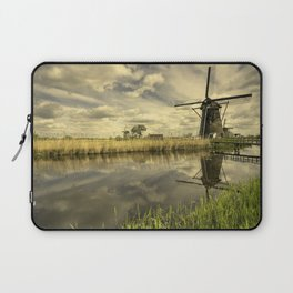 Kinderdyke Reflected Laptop Sleeve