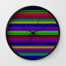 Lines 3 Wall Clock