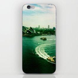 Sydney Harbour Opera House iPhone Skin