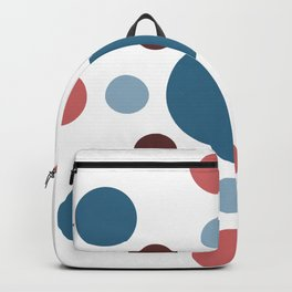 Circles of life II Backpack
