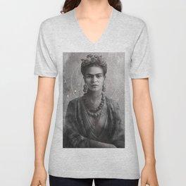 Frida Ink Unisex V-Neck