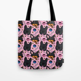 Pip & Lyla Pink Tote Bag