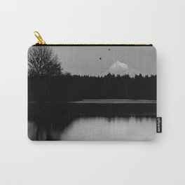 Mound Hood Reflection II Carry-All Pouch
