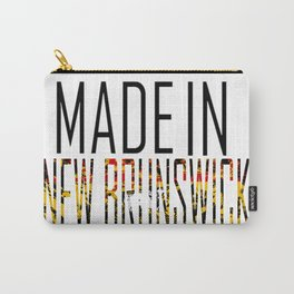 Made in New Brunswick Carry-All Pouch