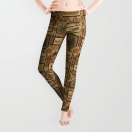 Moose Cabin Leggings