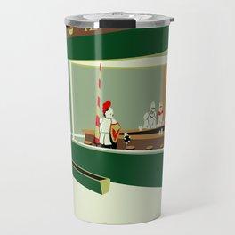 Knight Hawks Travel Mug