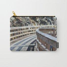 Restored Rail Bridge Carry-All Pouch