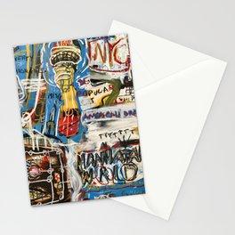 Manhattan World Stationery Cards
