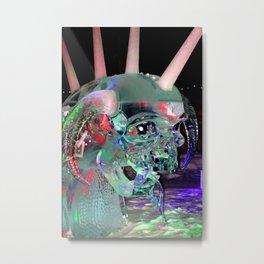 Conformity Metal Print