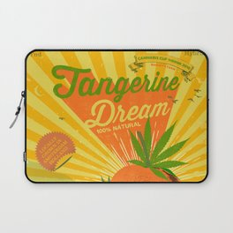 TANGERINE DREAM Laptop Sleeve