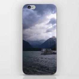 Lake McDonald in Glacier National Park iPhone Skin