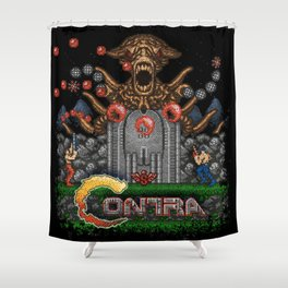 Contras Shower Curtain