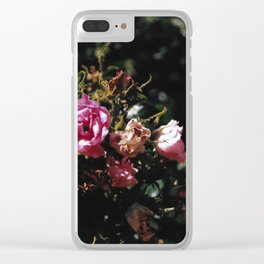 Wilting Clear iPhone Case