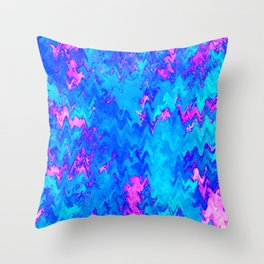 Eviscero Throw Pillow