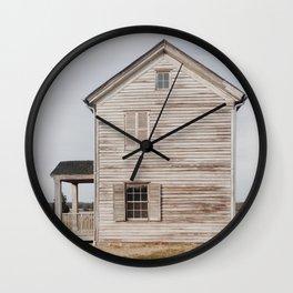 peaceful haunting Wall Clock