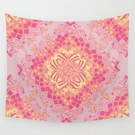 Love Butterfly Pattern Wall Tapestry