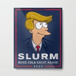 Make Cola Great Again! Metal Print