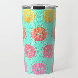 Neon Summer 2 Travel Mug