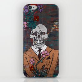 The Perfect Suitor iPhone Skin