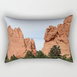 Garden of the Gods 3 Rectangular Pillow