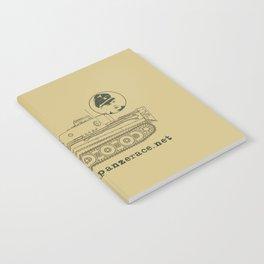 Michael Wittmann Panzer Ace 1331 Kursk Sand/Olive Green Notebook