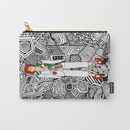 Heroes Fashion 7 Carry-All Pouch