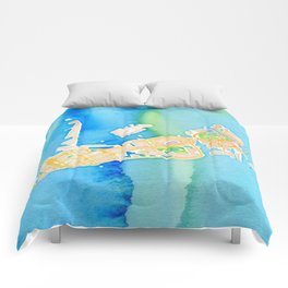 Key West, Florida Comforters