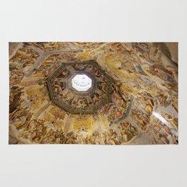 Brunelleschi Cupola, Florence Duomo Rug