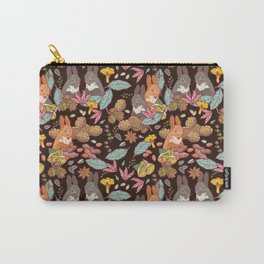 nuts and squirrels Carry-All Pouch