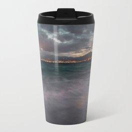 Night seascape Travel Mug