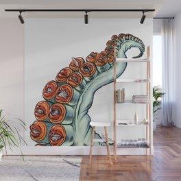 Dentacles Wall Mural