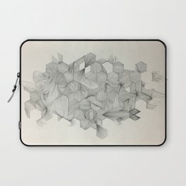 Embrace your randomness Laptop Sleeve