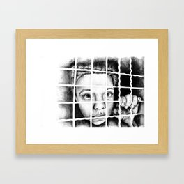 Hansel Framed Art Print