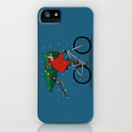 Bike Life: Christmas iPhone Case