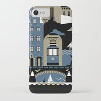 stockholm iPhone & iPod Cases featuring Stockholm by koivo