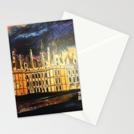 Chambord Chateau – Romantic France Stationery Cards