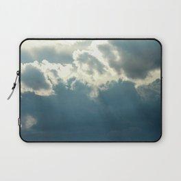 Streaks In The Clouds Laptop Sleeve