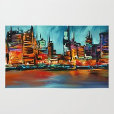 City Scapes Rug