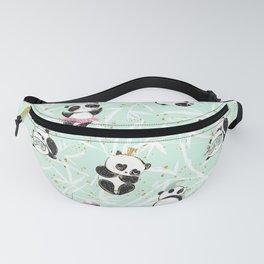 Panda Pattern 04 Fanny Pack