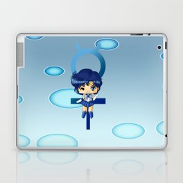 Sailor Mercury Laptop & iPad Skin